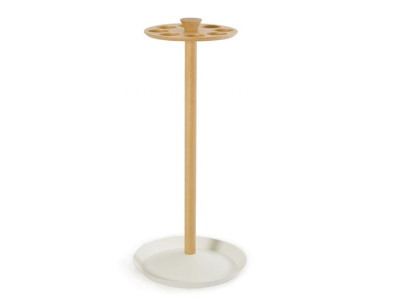 Beech umbrella stand CHARLIE by Zilio A&C