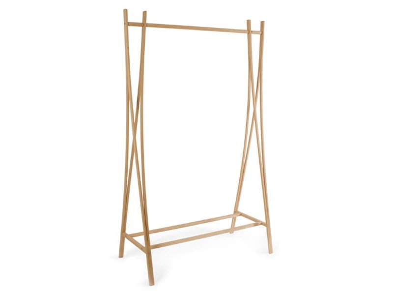 Beech coat rack TRA-RA by Zilio A&C