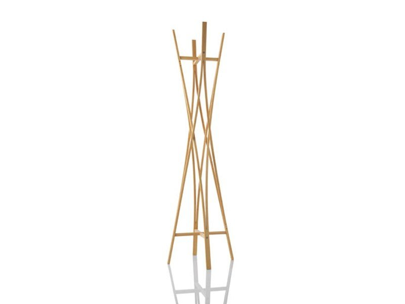 Beech coat stand TRA by Zilio A&C