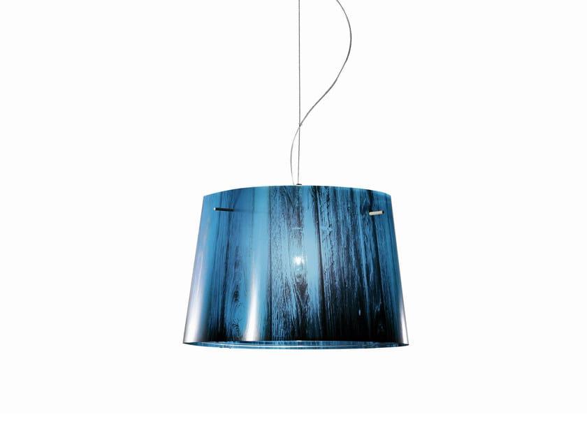 Pendant lamp WOODY   Pendant lamp by Slamp