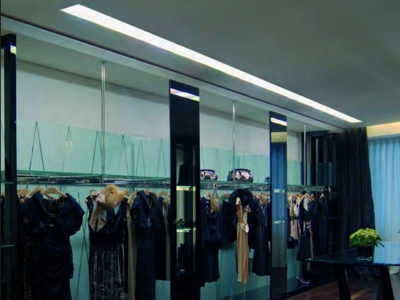 Linear lighting profile MOMO by Buzzi & Buzzi