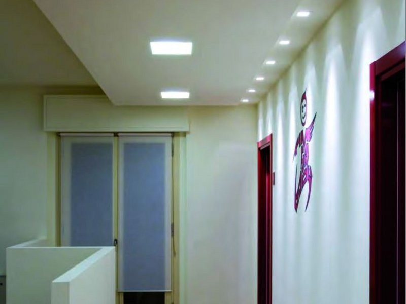 Coral® A Incasso Line In Buzziamp; Da Soffitto Secret Lampada IYE9H2WD