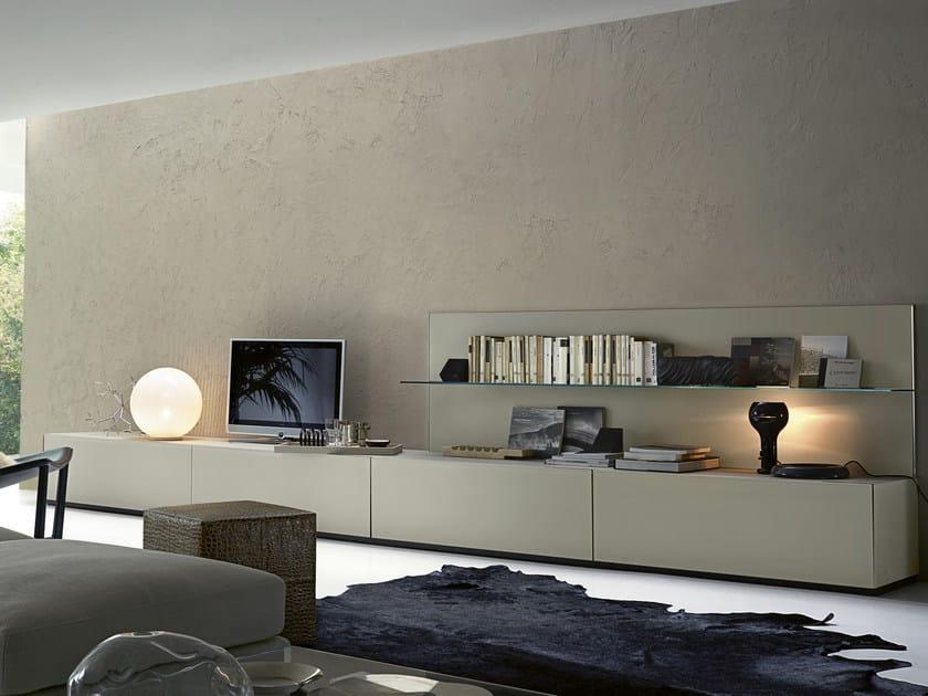 AIR | TV-Lowboard By Gallotti&Radice Design Pinuccio Borgonovo