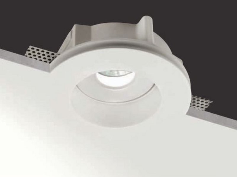Coral Water Out® Outdoor spotlight IDROROUND by Buzzi & Buzzi