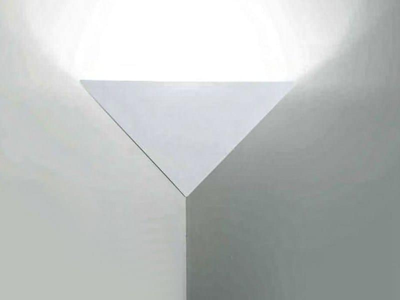 Coral® wall lamp ANGOLO by Buzzi & Buzzi