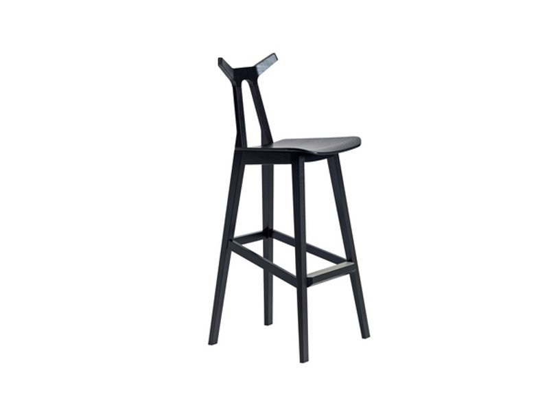 High barstool NARA | Barstool by FREDERICIA FURNITURE