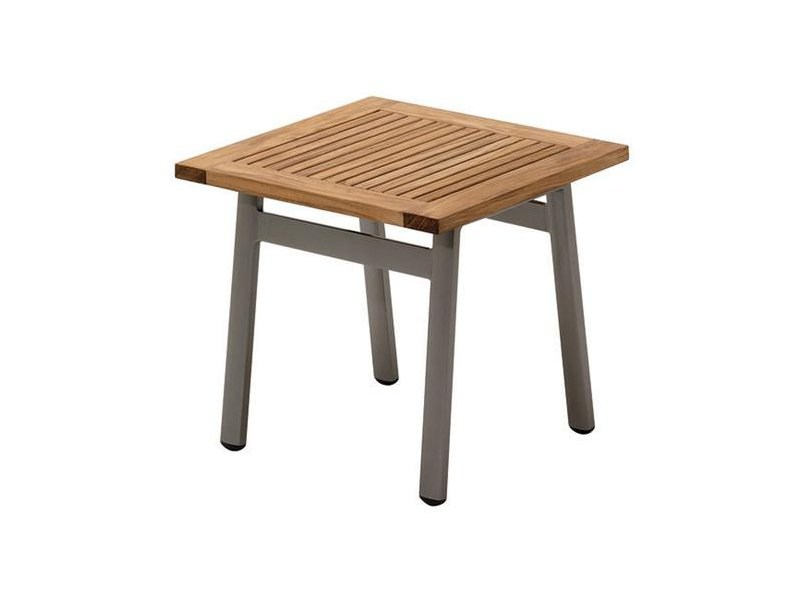 Teak Side Table AZORE   Side Table by Gloster