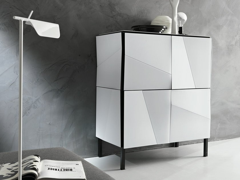 Highboard with doors PSICHE | Highboard by Tonelli Design