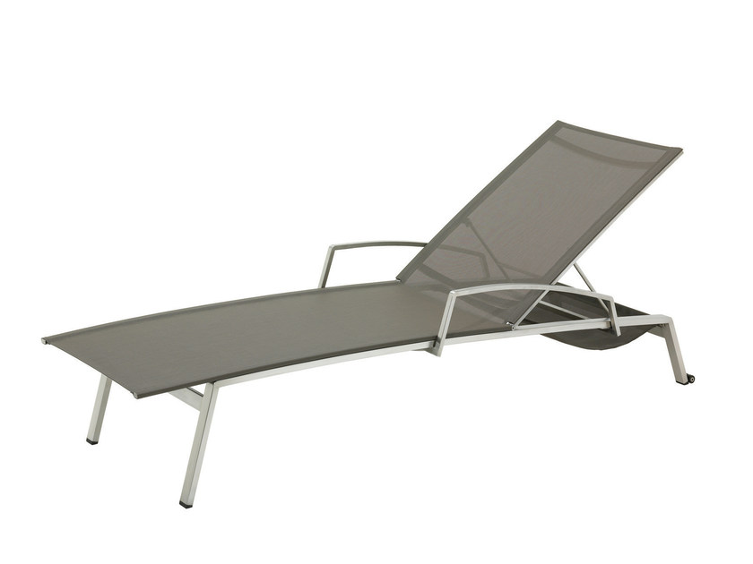 Recliner garden daybed FUSION | Garden daybed by Gloster