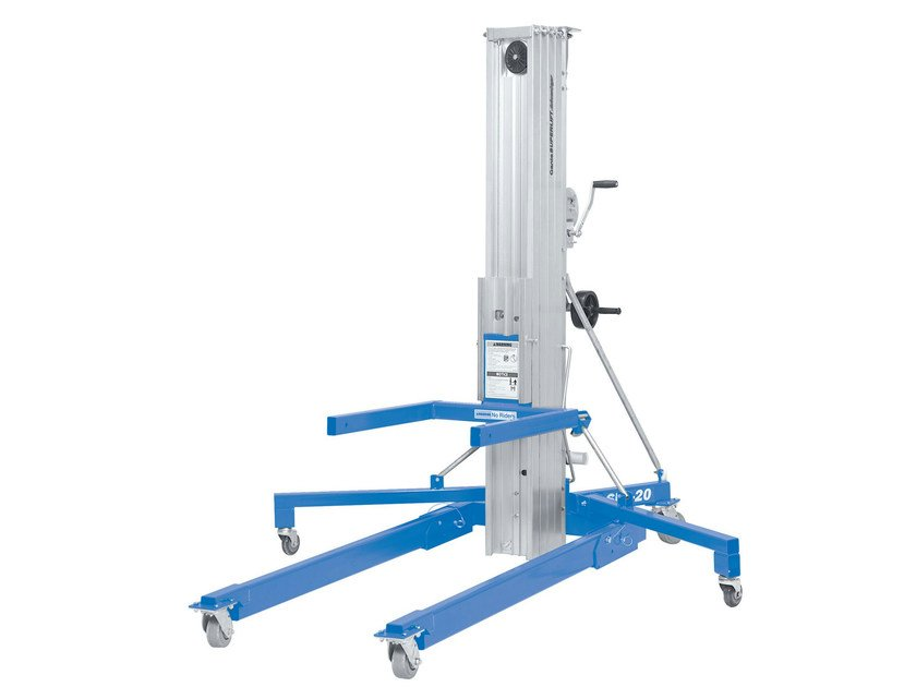 Overhead platform SUPERLIFT ADVANTAGE by CTE