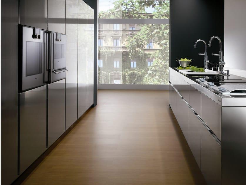 ELEKTRA | Küche Aus Stahl By ERNESTOMEDA Design Pietro Arosio