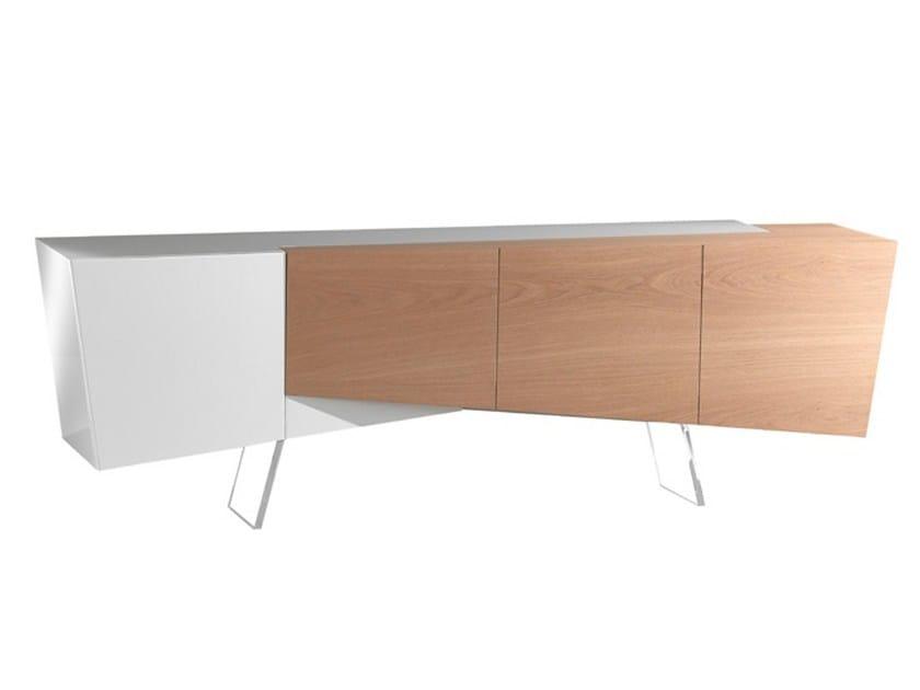 Sideboard with doors ALLIANCE by La Maison Turrini