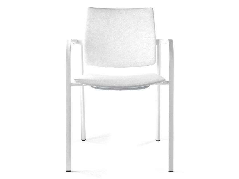 Chair with armrests BIO-L | Chair with armrests by ENEA