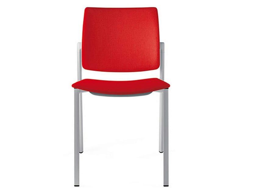 Stackable chair BIO-L   Chair by ENEA
