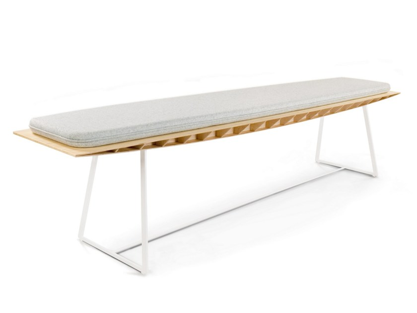 Bamboo bench BEE | Bench by La Maison Turrini