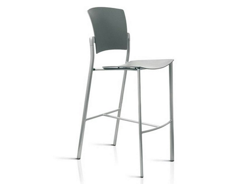 Chair with footrest EINA | Chair by ENEA