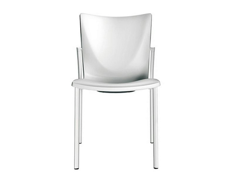 Stackable polypropylene chair TALK | Chair by ENEA