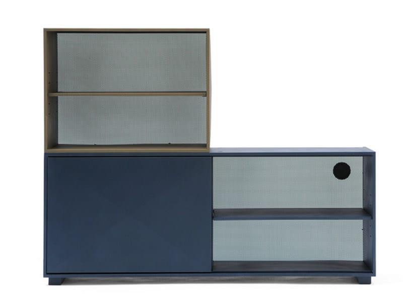 DIAMANT | Mobile TV By Tolix design Normal Studio