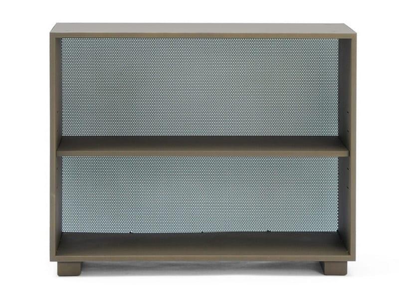 Steel shelving unit DIAMANT | Shelving unit by Tolix