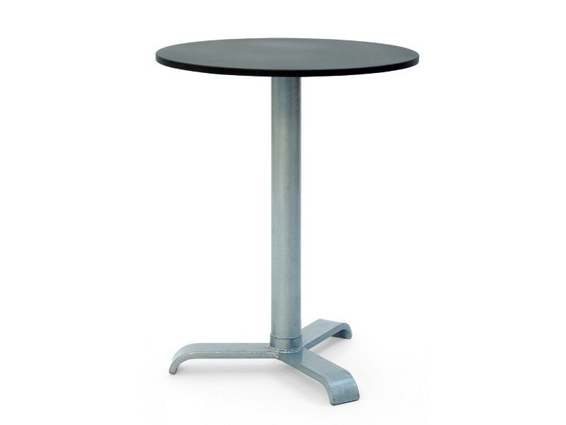 Round cement table 77 | Round table by Tolix