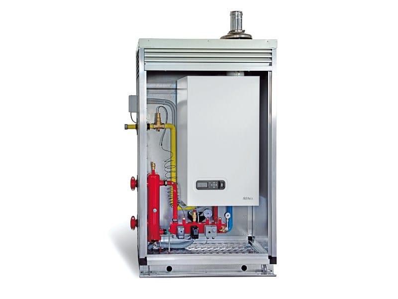Caldaia a condensazione per esterni ATAG XLE by ATAG Italia
