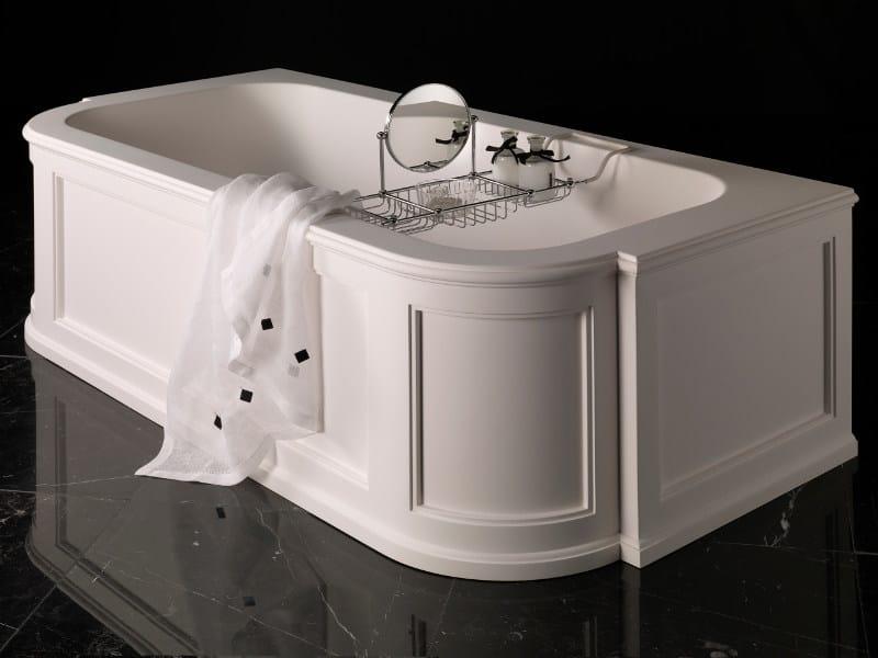Neoclassical style bathtub PRESIDENT by Devon&Devon