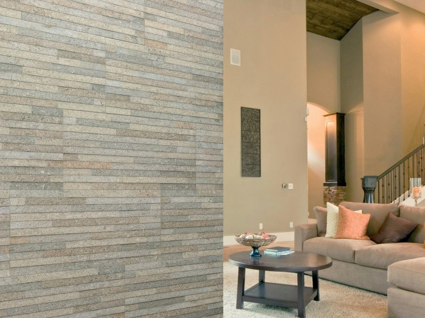 Porcelain stoneware wall tiles VICTORIA by REALONDA