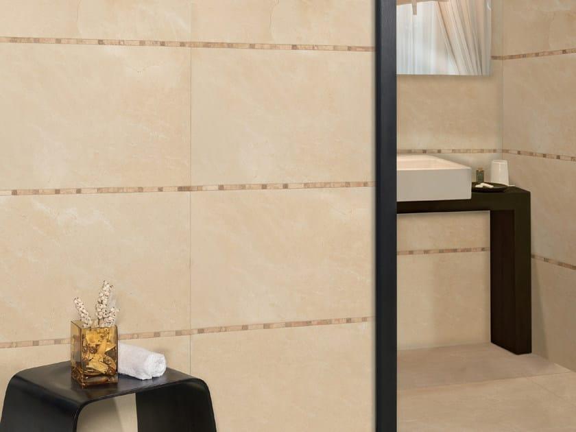 Porcelain stoneware wall tiles COLISEO by REALONDA