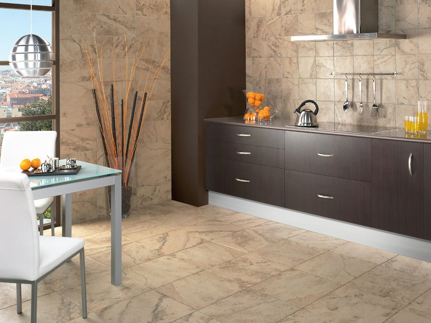 Porcelain stoneware wall/floor tiles MELINDA by REALONDA