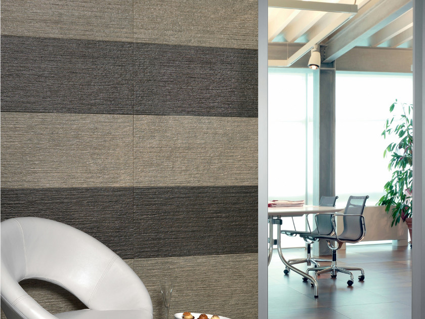 Porcelain stoneware wall tiles KIEV DECO by REALONDA