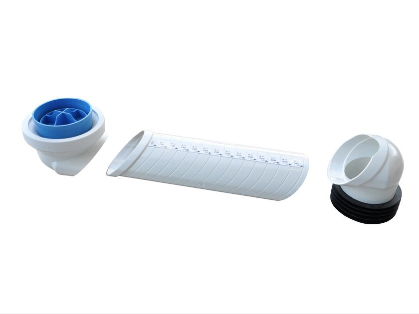 Drainage pipe Adjustable sleeve for repair by Nicoll by REDI