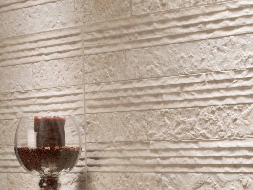 Porcelain stoneware wall tiles SAMARA by REALONDA