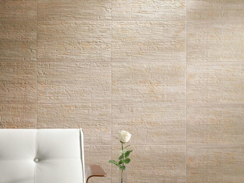 Porcelain stoneware wall/floor tiles BERGEN by REALONDA