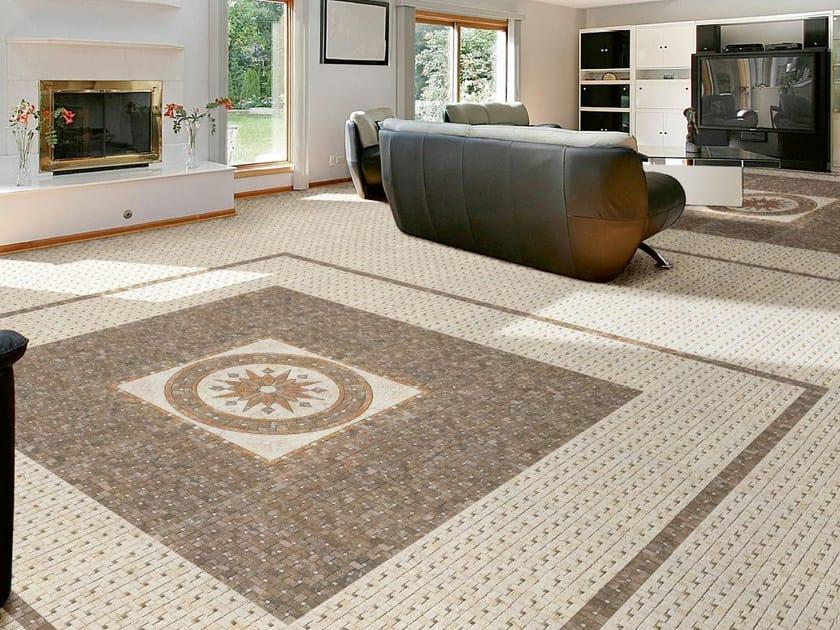 Pavimento in gres porcellanato per interni ed esterni for Mosaici pavimenti interni