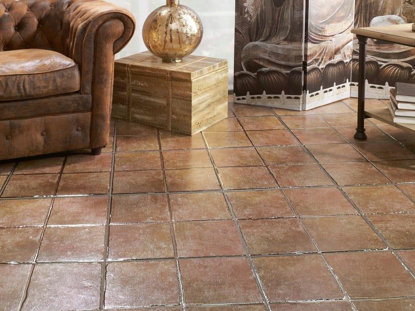 Porcelain stoneware flooring MAESTRANZA by REALONDA