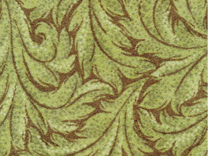 Resilient flooring VERONA by TECNOFLOOR