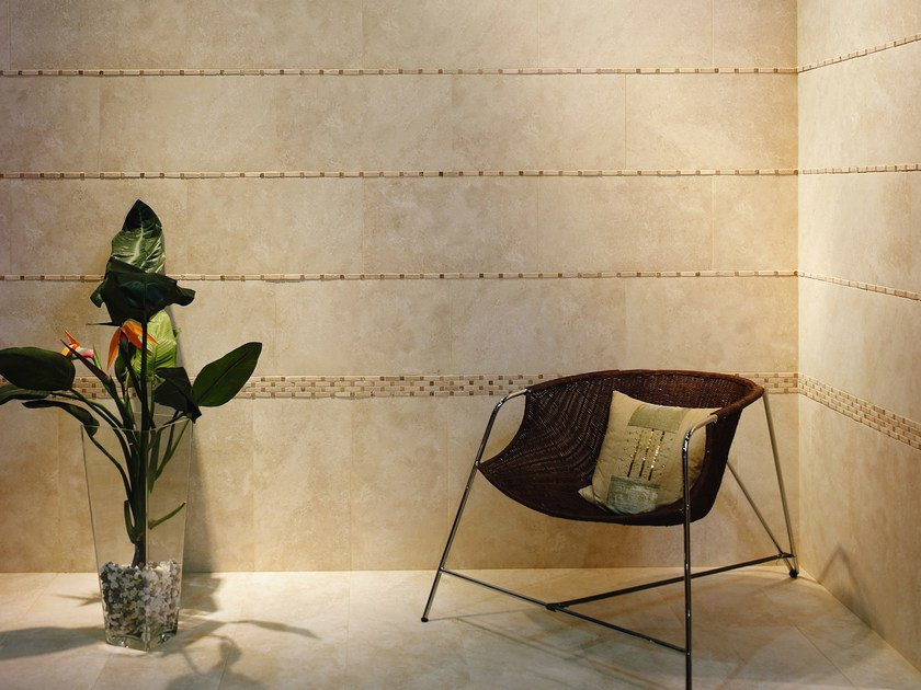 Porcelain stoneware wall/floor tiles CASCADE by REALONDA