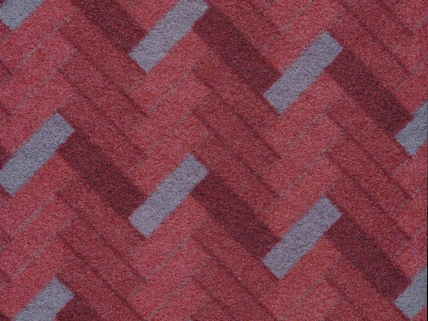 Resilient flooring GALAXY by TECNOFLOOR