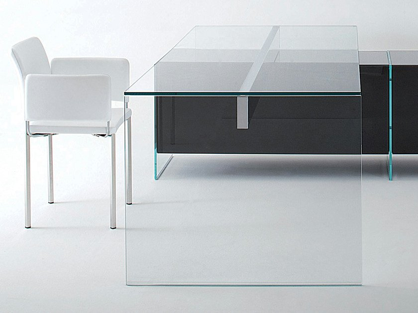 Crystal Writing Desk Air 1 By Gallotti Radice