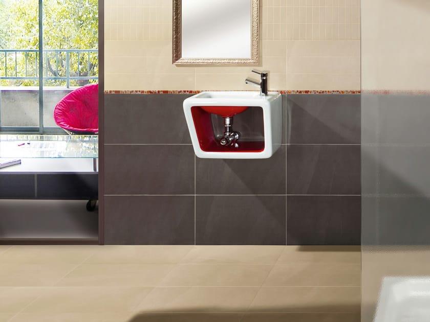 Porcelain stoneware wall/floor tiles ARAN by REALONDA