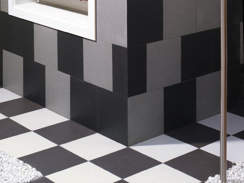 Porcelain stoneware wall/floor tiles LANZAROTE by REALONDA