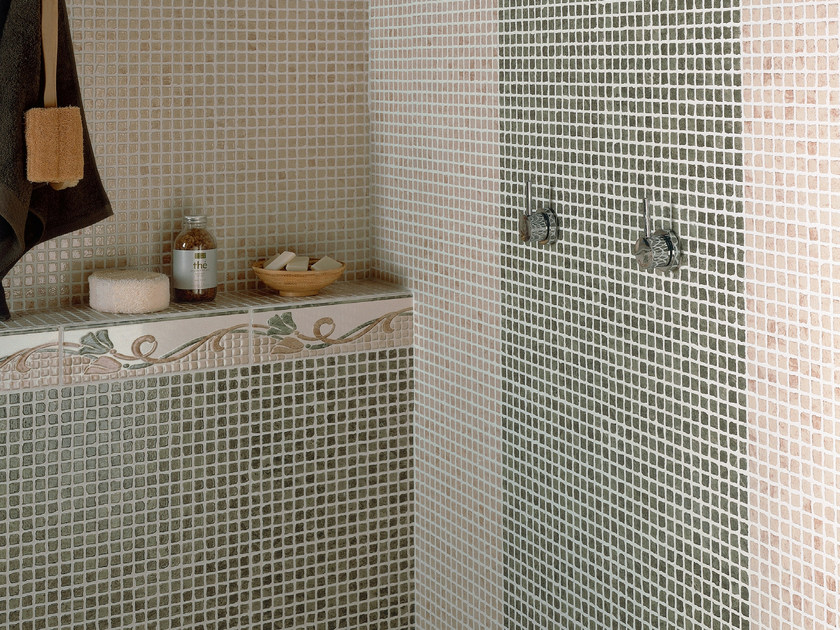 Red-paste wall tiles OCEAN by REALONDA