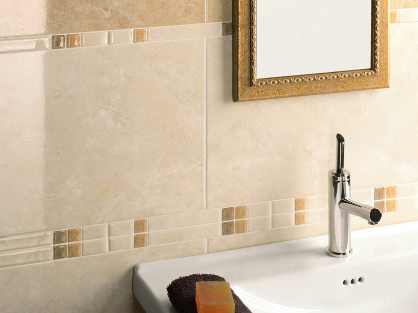 Red-paste wall tiles CULLERA by REALONDA