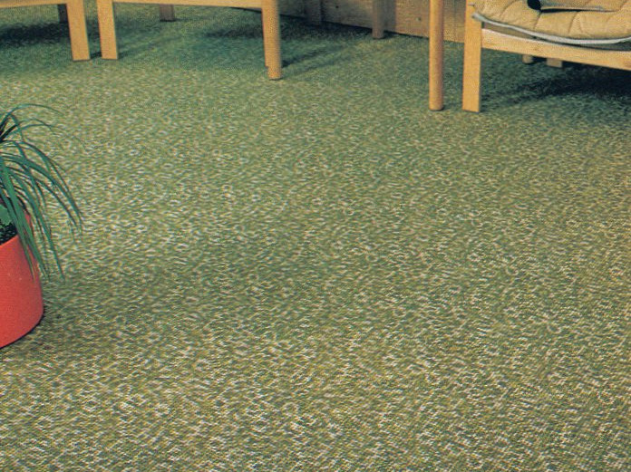 Resilient flooring WINDSOR by TECNOFLOOR