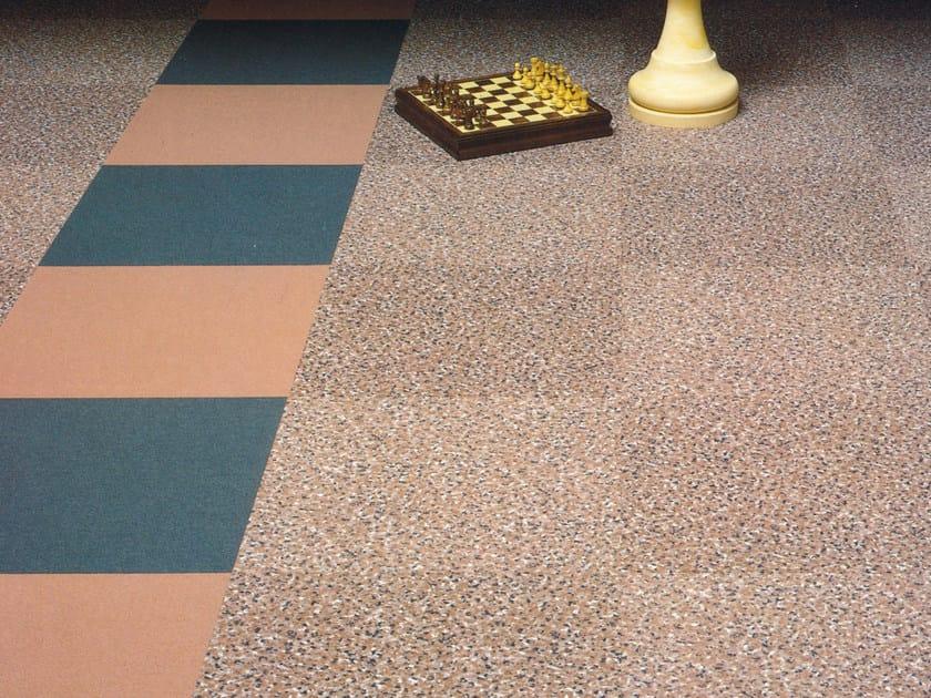 Resilient flooring GRANIT by TECNOFLOOR