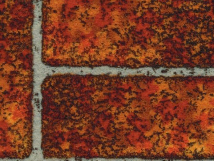 Resilient flooring SIENA by TECNOFLOOR