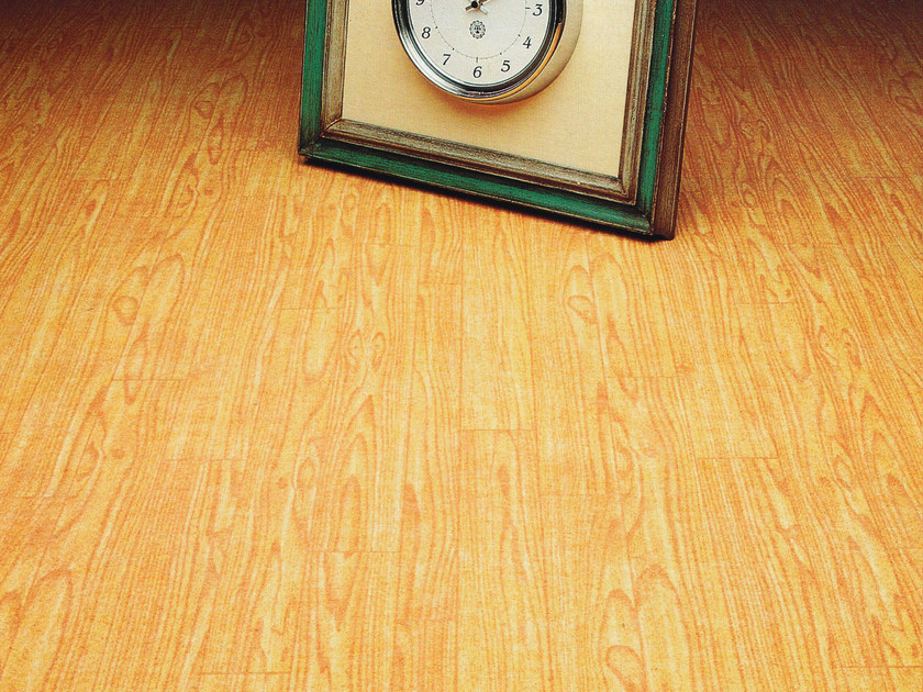 Resilient flooring SOFTWOOD by TECNOFLOOR