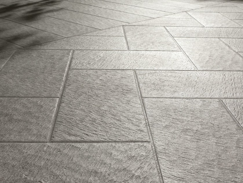 Pavimento per esterni walk on by ceramiche caesar