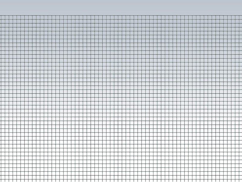 Electrically welded mesh Fence ESAFORT BRICOLINE 5 M by Gruppo CAVATORTA