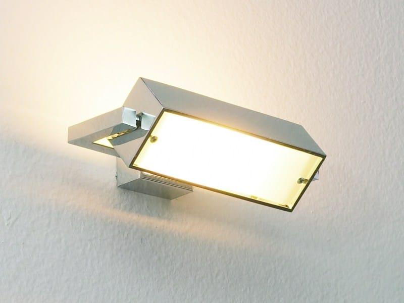 Adjustable aluminium wall lamp PLANET R by LUCIFERO'S